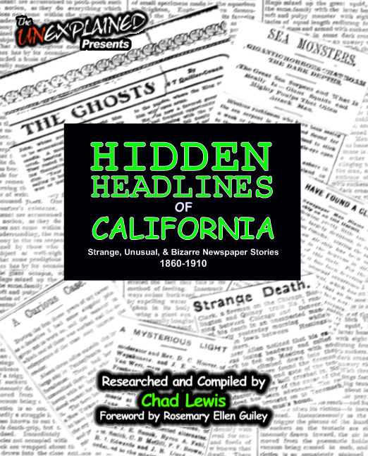 Hidden Headlines of California